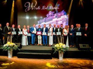 Gala rozdania nagród. Wręczono laury firmom Wschodniego Klastra Budowlanego.